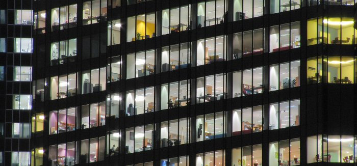 Key systems for managing offices