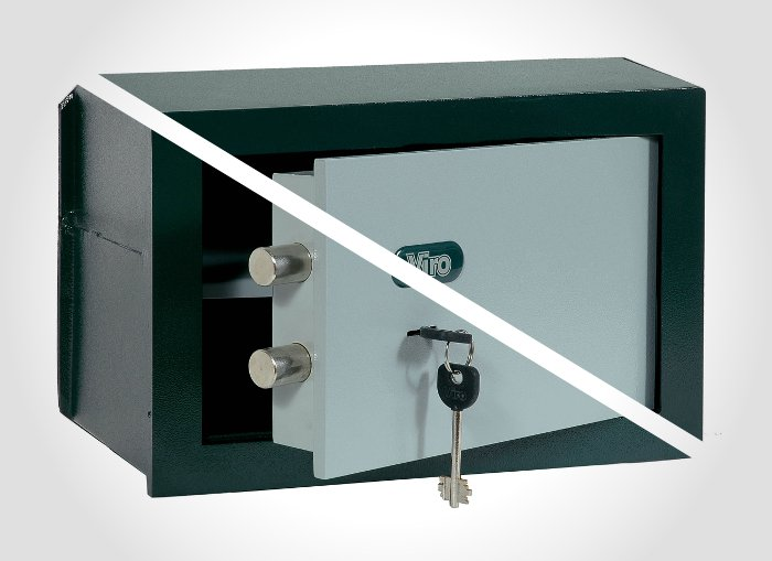 Free standing or wall safes?