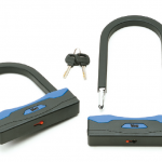 U-lock with square section