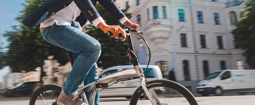 ELECTRIC BIKES OR PEDAL-ASSISTED BIKE?