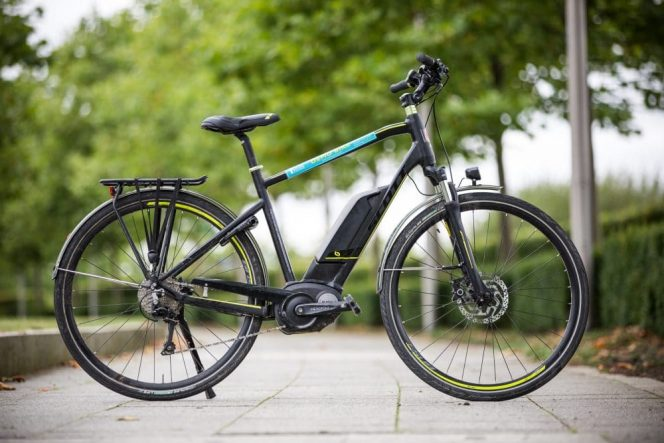 e-bike, electric bike, pedelec, bike with pedal assist, pedal-assisted bikes