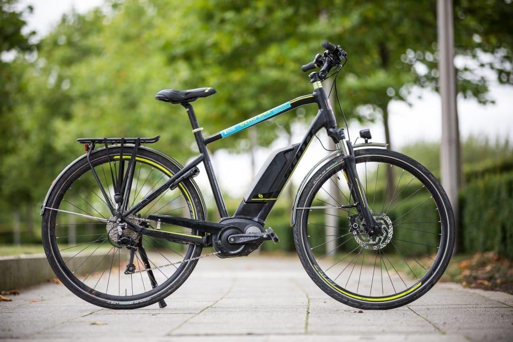e-bike, electric bike, pedelec, bike with pedal assist, pedal-assisted bikes