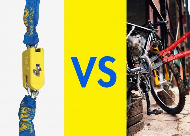 bike safety, electric bike, pedelec, bike anti-theft, bike anti-theft, electric bike, e-bike, pedal-assisted bike, Supermorso with chain, Padlock with chain